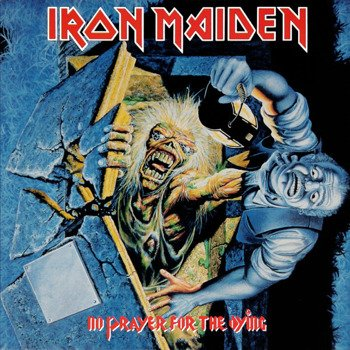 IRON MAIDEN: NO PRAYER FOR THE WICKED (LP VINYL)