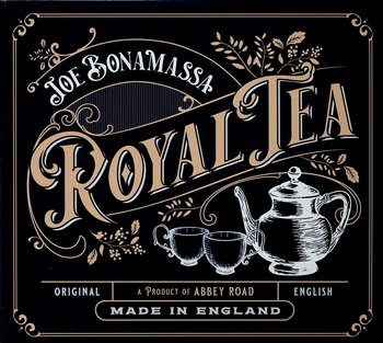 JOE BONAMASSA: ROYAL TEA (CD)