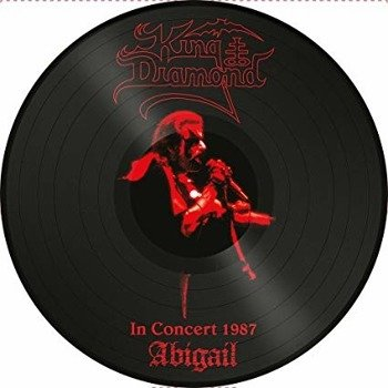 KING DIAMOND: ABIGAIL IN CONCERT 1987 (PICTURE VINYL)