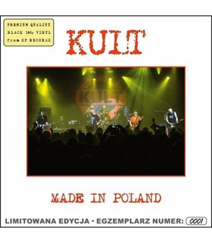 KULT: MADE IN POLAND II (LP VINYL)