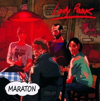 LADY PANK: MARATON (CD)