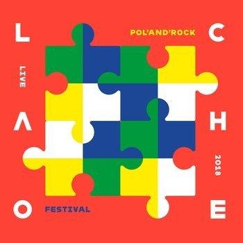 LAO CHE: LIVE POL'AND'ROCK FESTIVAL 2018 (CD+DVD)
