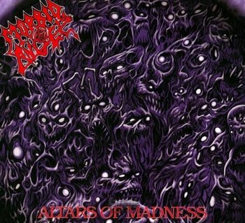 MORBID ANGEL : ALTARS OF MADNESS (CD)