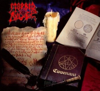MORBID ANGEL: COVENANT (CD)