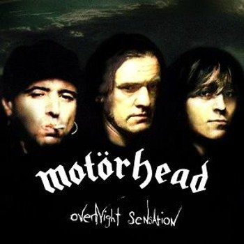 MOTORHEAD: OVERNIGHT SENSTATION (LP VINYL)