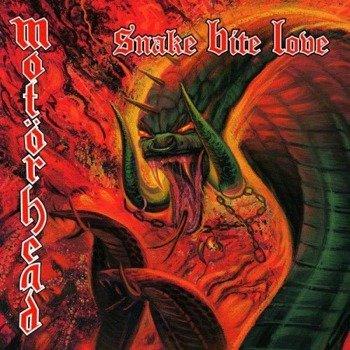 MOTORHEAD: SNAKE BITE LOVE (CD)