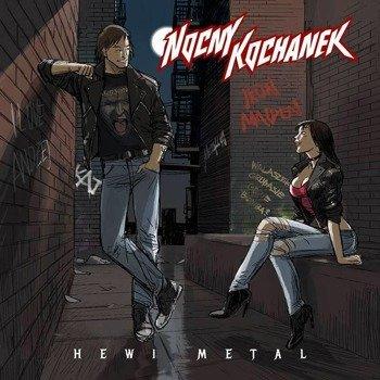 NOCNY KOCHANEK: HEWI METAL (CD)