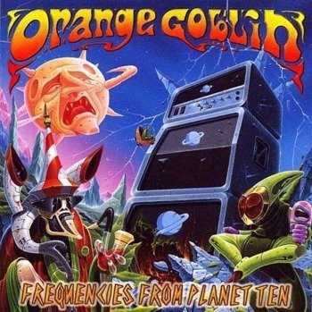 ORANGE GOBLIN: FREQUENCIES FROM PLANET TEN (CD)