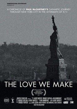PAUL McCARTNEY: THE LOVE WE MAKE (BLU-RAY)