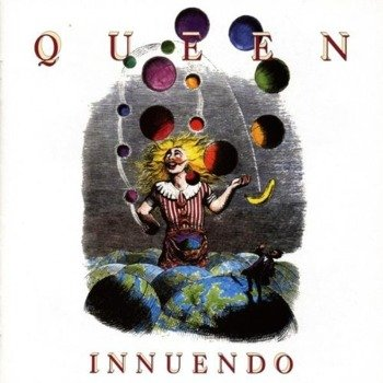 QUEEN: INNUENDO (CD)