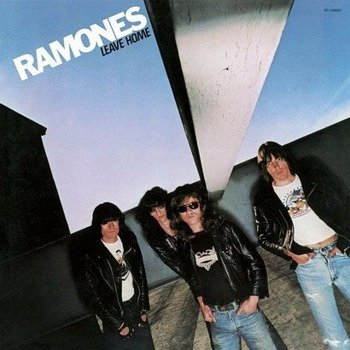 RAMONES: LEAVE HOME (LP VINYL)