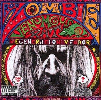 ROB ZOMBIE: VENOMOUS RAT REGENERATION VENDOR (CD)
