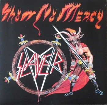SLAYER: SHOW NO MERCY (LP VINYL)