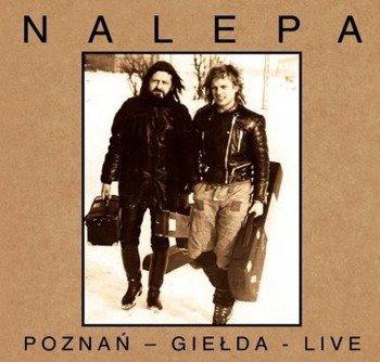 TADEUSZ NALEPA: POZNAŃ - GIEŁDA - LIVE (CD)