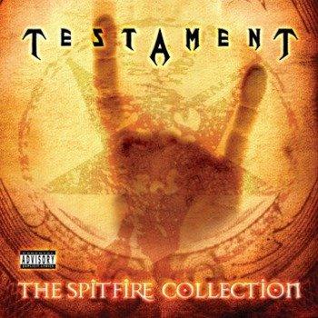 TESTAMENT: SPITFIRE COLLECTION (CD)
