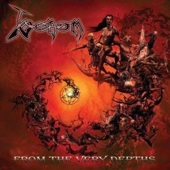 VENOM: FROM THE VERY DEPTHS (CD)