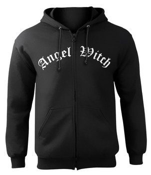 bluza ANGEL WITCH - BAPHOMET, rozpinana z kapturem