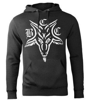 bluza BLACK CRAFT - BAPHOMET 666, kangurka z kapturem