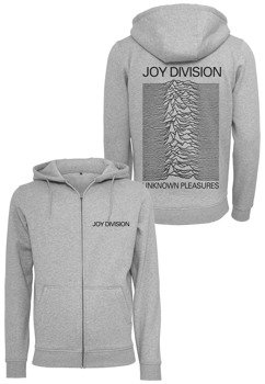 bluza JOY DIVISION - UP, rozpinana z kapturem