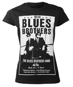 bluzka damska BLUES BROTHERS - POSTER