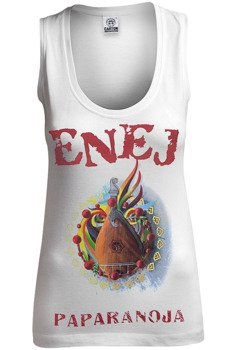 bluzka damska ENEJ - PAPARANOJA na ramiączkach