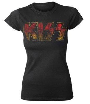 bluzka damska KISS - CLASSIC LOGO