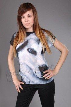 bluzka damska WHITE WOLF
