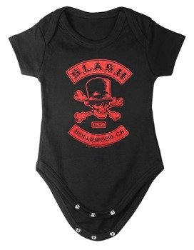 body dziecięce SLASH - BIKER PATCH