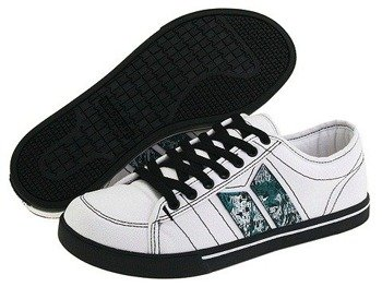 buty MACBETH - MANCHESTER (WHITE/CIRCUIT) 09'