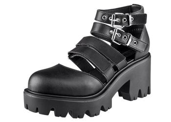 buty damskie ALTERCORE czarne (RAMONA VEGAN BLACK)