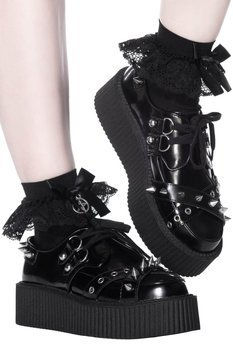 buty damskie creepers KILLSTAR - TWISTED