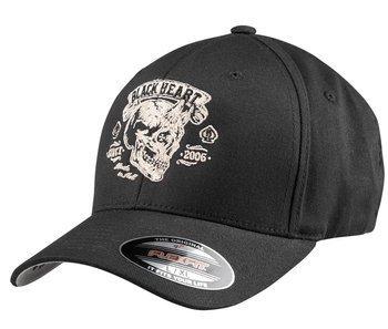 czapka BLACK HEART - DEVIL