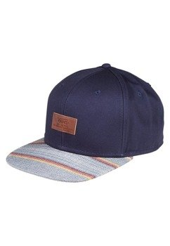 czapka VANS - ALLOVER IT DRESS BLUES-BLUE MIRAGE ROCKAWAY STRIPE