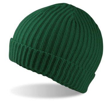 czapka zimowa BOTTLE GREEN