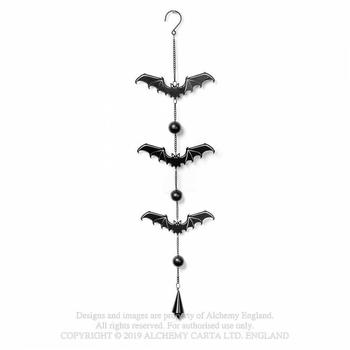 dekoracja wisząca GOTHIC BAT