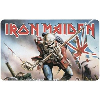 deska do krojenia IRON MAIDEN - THE TROOPER mała
