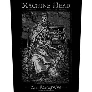 ekran MACHINE HEAD - THE BLACKENING