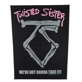 ekran TWISTED SISTER - WE'RE NOT GONNA TAKE IT