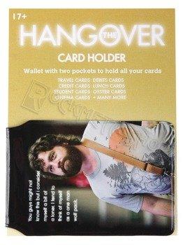etui na kartę kredytową HANGOVER- KACVEGAS