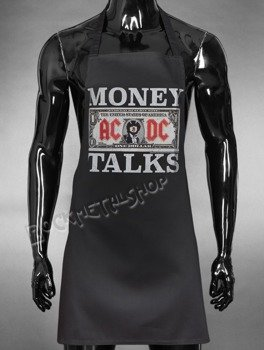 fartuch AC/DC - MONEY TALKS
