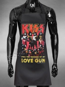 fartuch KISS - LOVE GUN