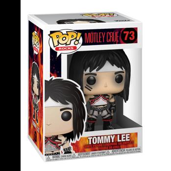 figurka MOTLEY CRUE - TOMMY LEE, Funko Pop!