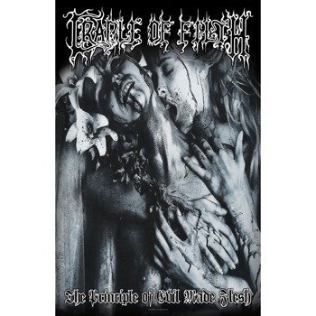 flaga CRADLE OF FILTH - THE PRINCIPLE OF EVIL MADE FLESH