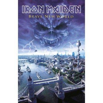 flaga IRON MAIDEN -  BRAVE NEW WORLD