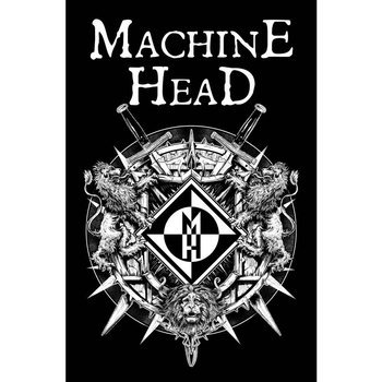 flaga MACHINE HEAD - CREST