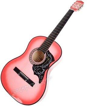 gitara akustyczna CRAFTMAN C-31 / PINK