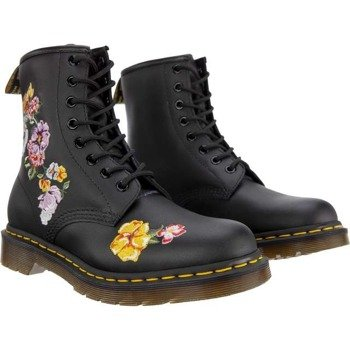 glany DR. MARTENS - DM 1460 VONDA II BLACK SOFTY (DM24067001)