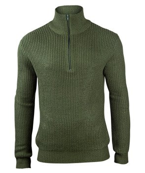 golf MARINE PULLOVER TROYER OLIVE