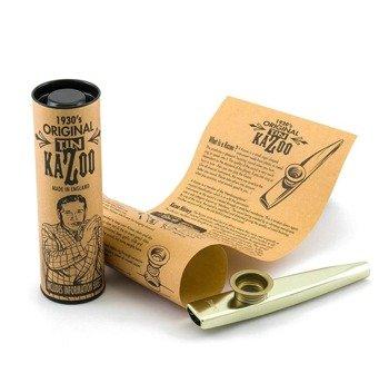 kazoo metalowe CLARKE TINWHISTLE / Gold