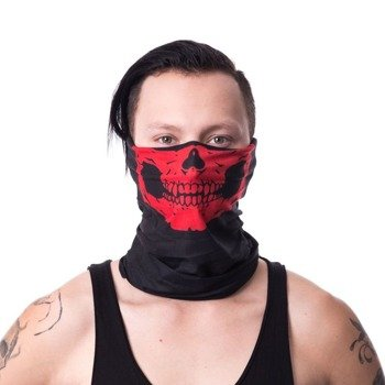 komin SM1 SNOOD RED